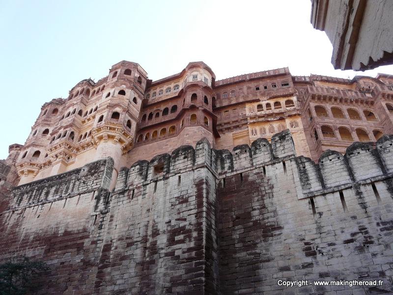 visiter rajasthan 3 semaines blog voyage inde du nord Merengarth Fort