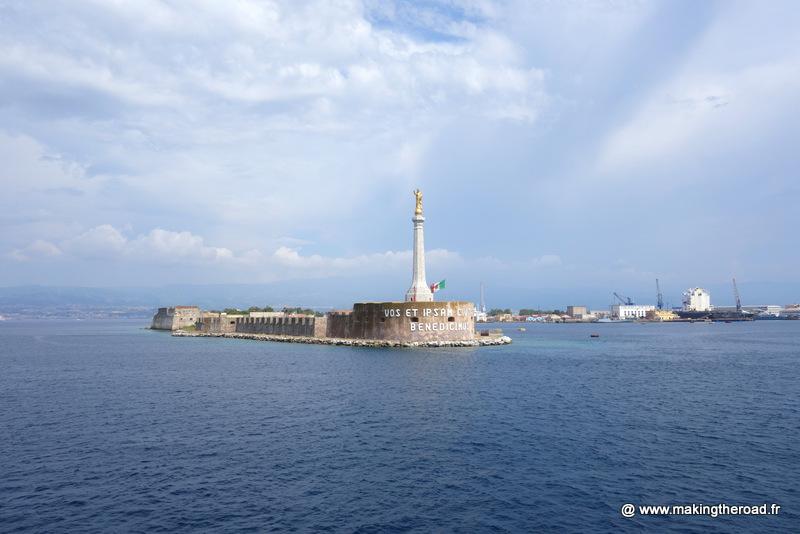 road trip sicile 2 semaines blog voyage ferry calabre messine