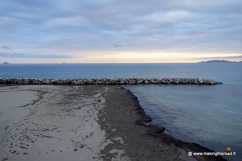 plages du prophètes plage de sable marseille famille