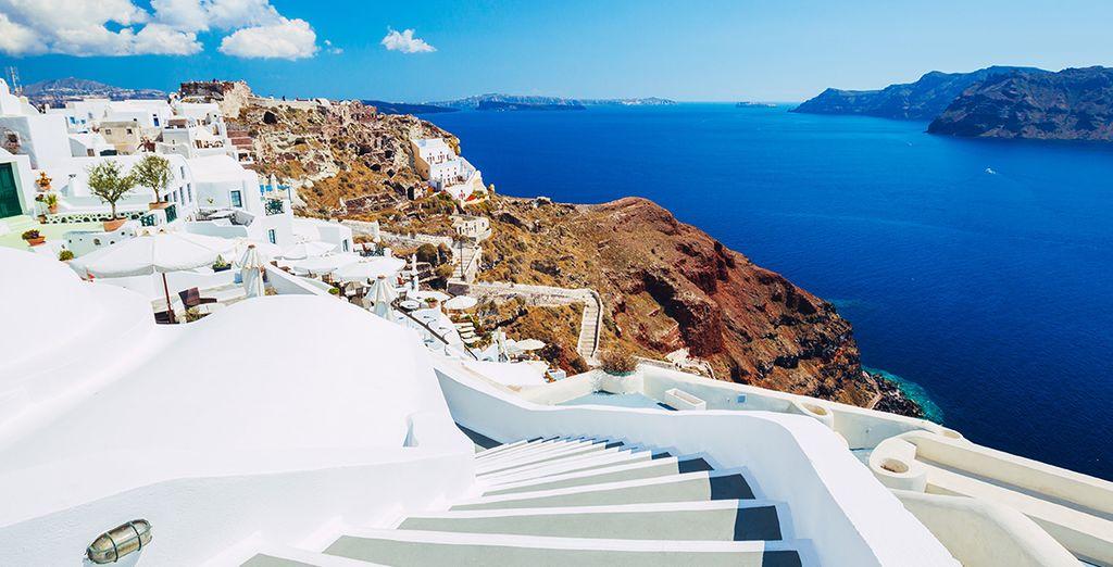 Grèce – Que faire à Santorin ? Blog Voyage