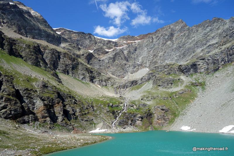 Italie – Alpes Italiennes randonnée à Valgrisenche à Aoste