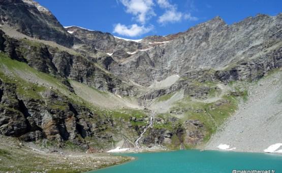 Alpes Italiennes randonnée à Valgrisenche à Aoste