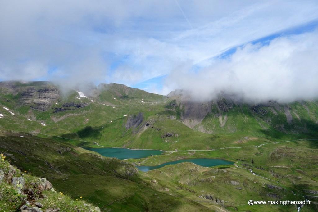 Randonnée Buchalpsee depuis Wengen que faire en étè suisse