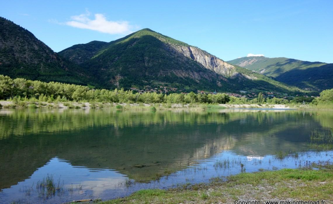 road trip haute provence visiter vallée de la durance blog voyage