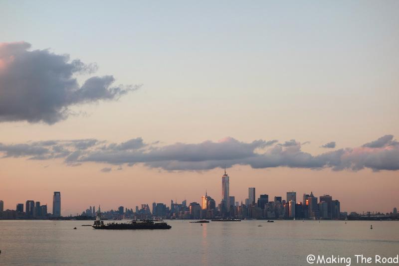 conseils new york en 10 jours itinéraire à pied new york new york statue de la libertée pas cher