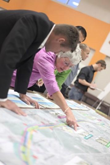 Bergstrom Expressway Public Meeting