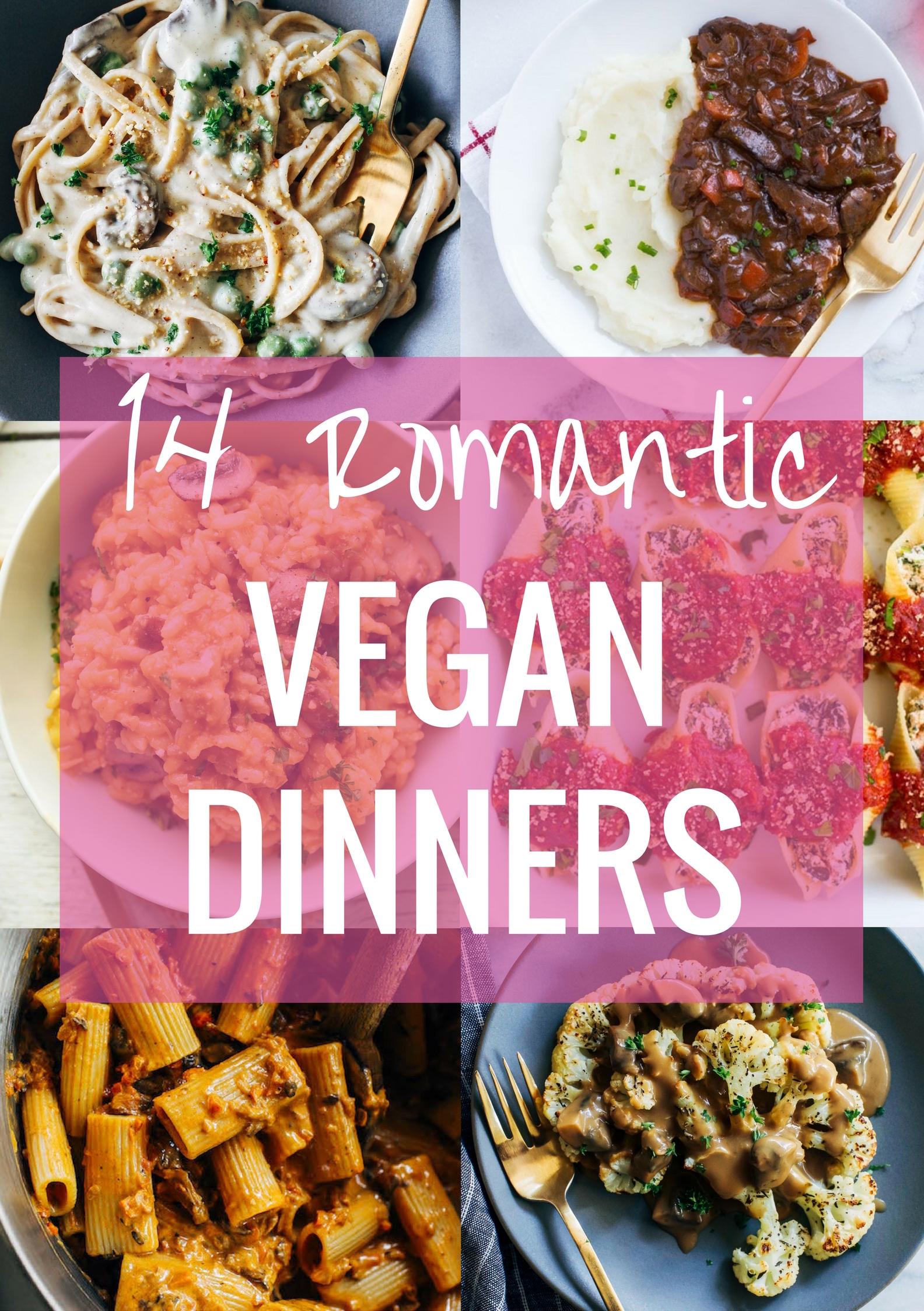 14 Romantic Vegan Dinner Ideas Making Thyme For Health