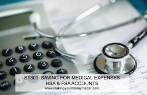 I didn't realize how many benefits there are to starting an HSA account (I can invest it for retirement even!)! I've had FSA accounts in the past, but not that I have a high-deductible plan this is FAR better.