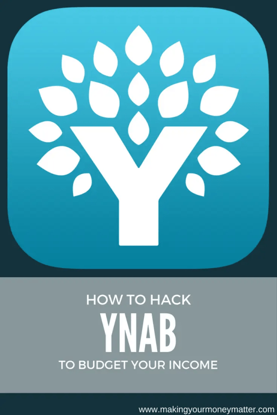 Not using YNAB because you don't like that it doesn't accomodate budgeting/forecasting income? YNAB is the greatest budgeting software out there-use this income hack!