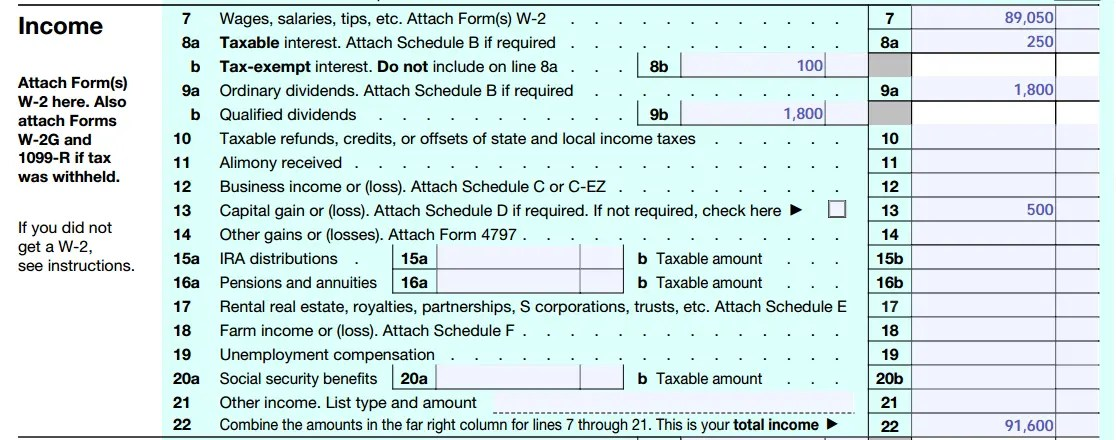 tax day challenge understand your tax return line by line making