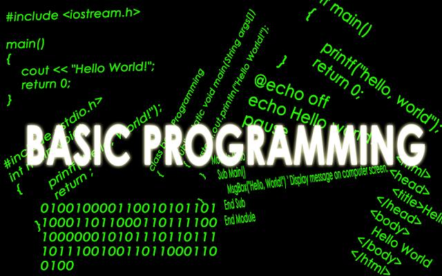 Mengenal Program Microsoft Visual Basic