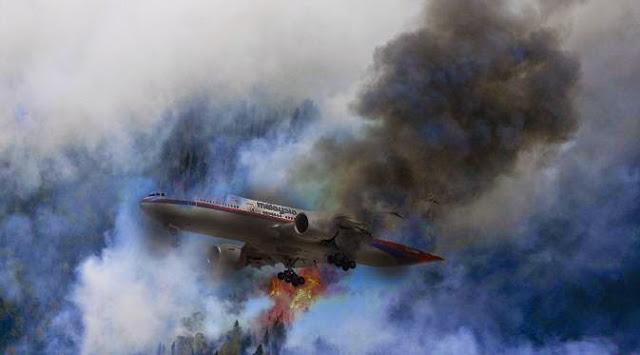 3 Kecelakaan Pesawat Paling Menghebohkan 2014