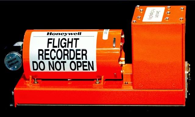 Mengerikan Kisah Petugas Dengarkan Rekaman BlackBox