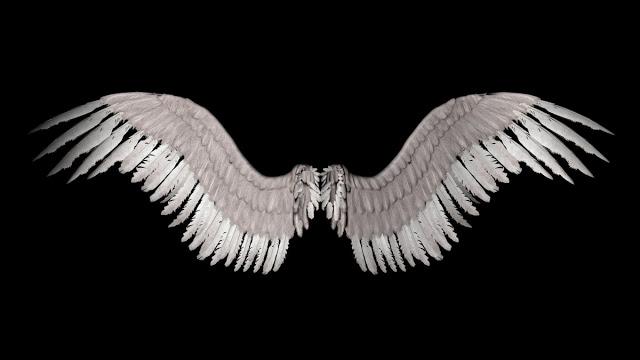 Sayap malaikat