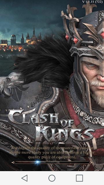Mengenal Bagian-Bagian dalam Game Clash of Kings