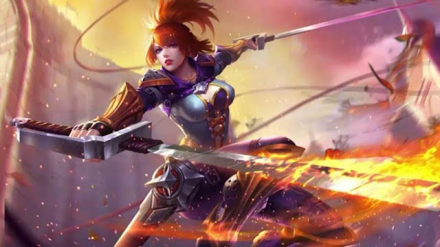 Quotes kata-kata Fanny Mobile Legends