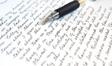 jenis tulisan tangan