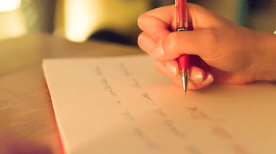 Gaya Tulisan Tangan