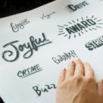 jenis jenis tulisan tangan