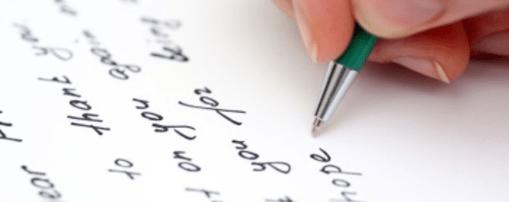 Kepribadian Berdasar Tulisan Tangan