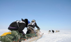 Ivakkak Race - The return of the Inuit Dogs