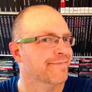 Stéphane Le Troëdec, traducteur de comics.