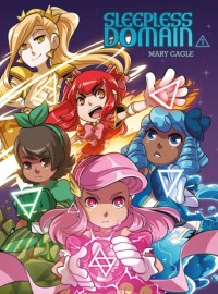 Sleepless Domain - Hachette - Traduction : Benjamin Viette