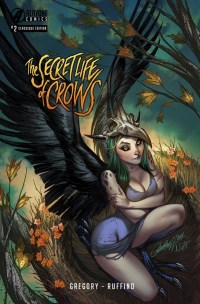 Alayone Comics The Secret Life of Crows