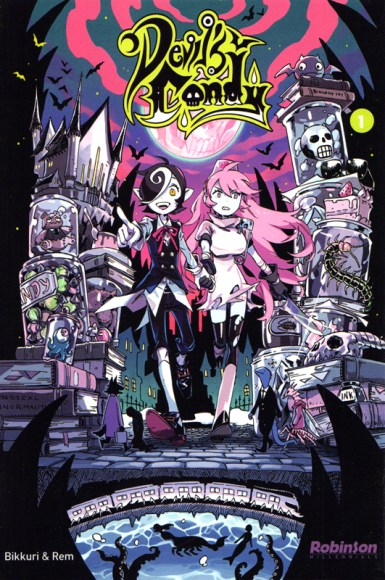 Devil's Candy par Rem & Bikkuri. Traduction de Gaël Legeard.