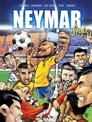 Quelle BD offrir à Noël 2018 ? Neymar Style , pardi !