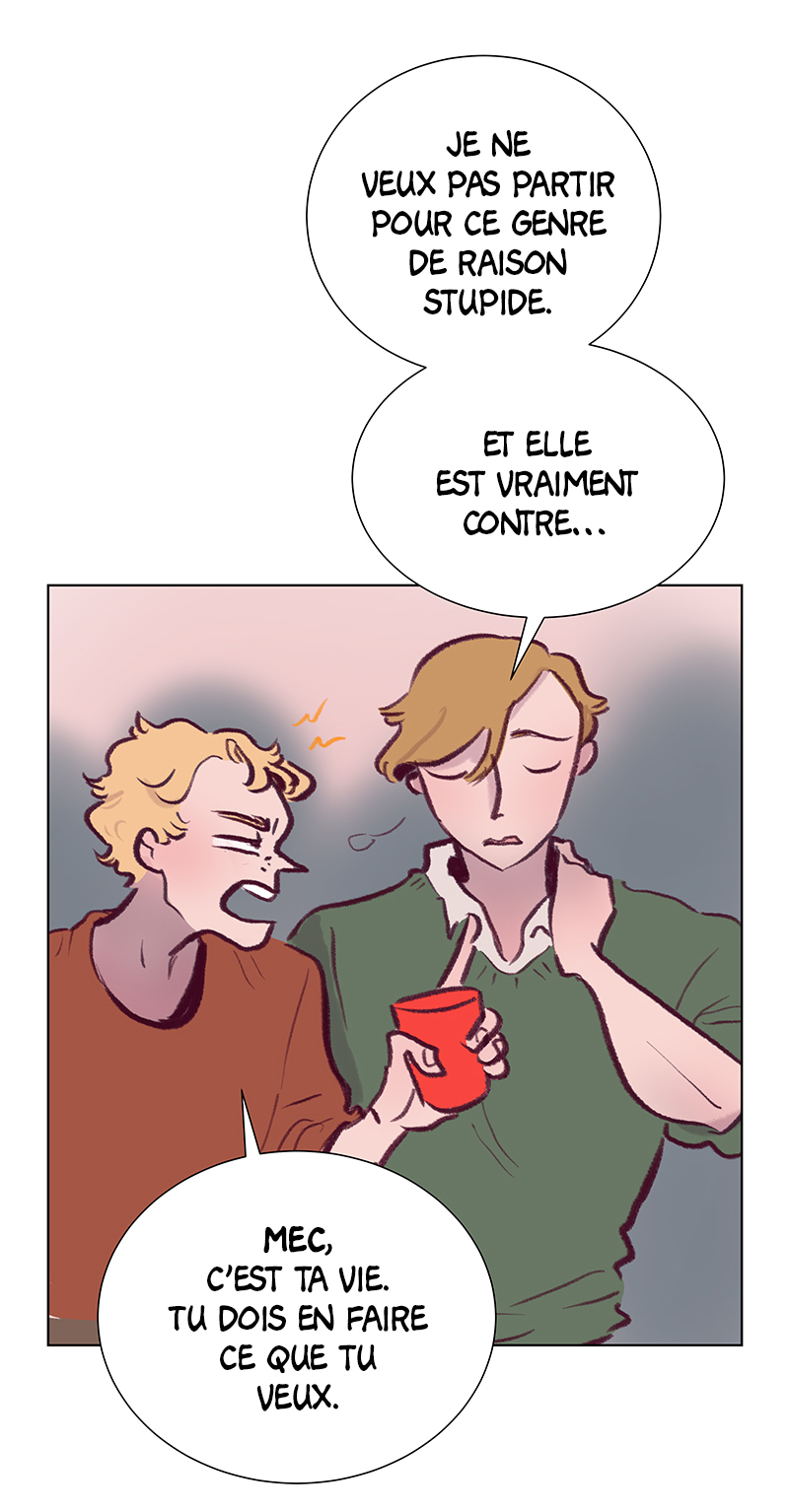 Webtoon Edith en français
