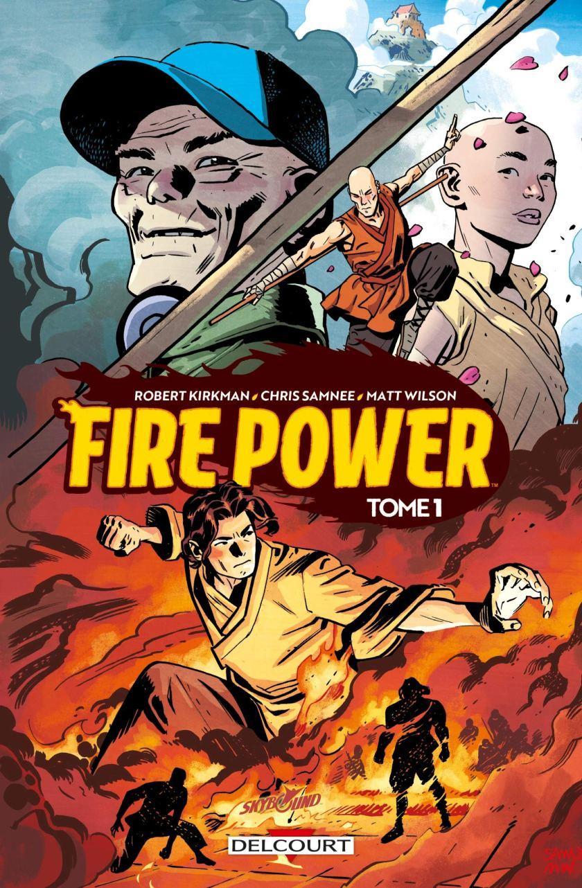 Fire Power VF : une traduction de comics signée Edmond Tourriol