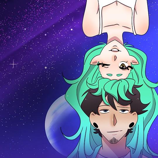 Webtoon Tombée du Ciel en VF