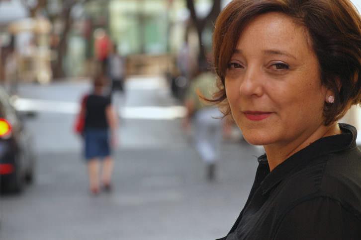 Eva Caro. Foto: Patricia García Carbonell.