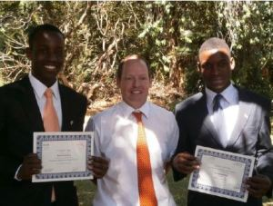 USAP Graduation Ceremony