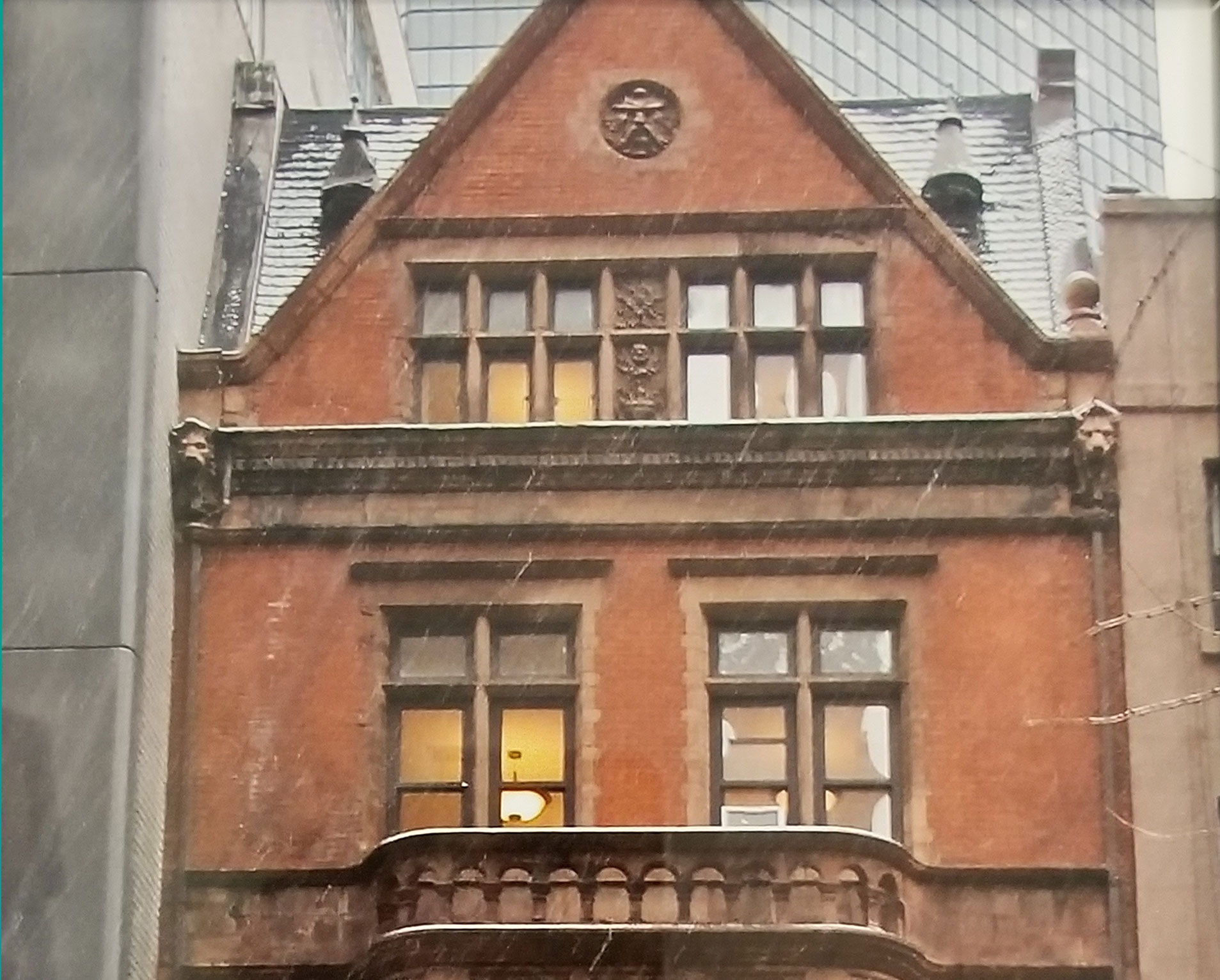 Building Facade cropped