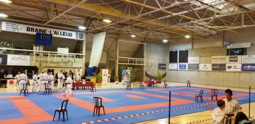 Championnat JKA Belgium 2018