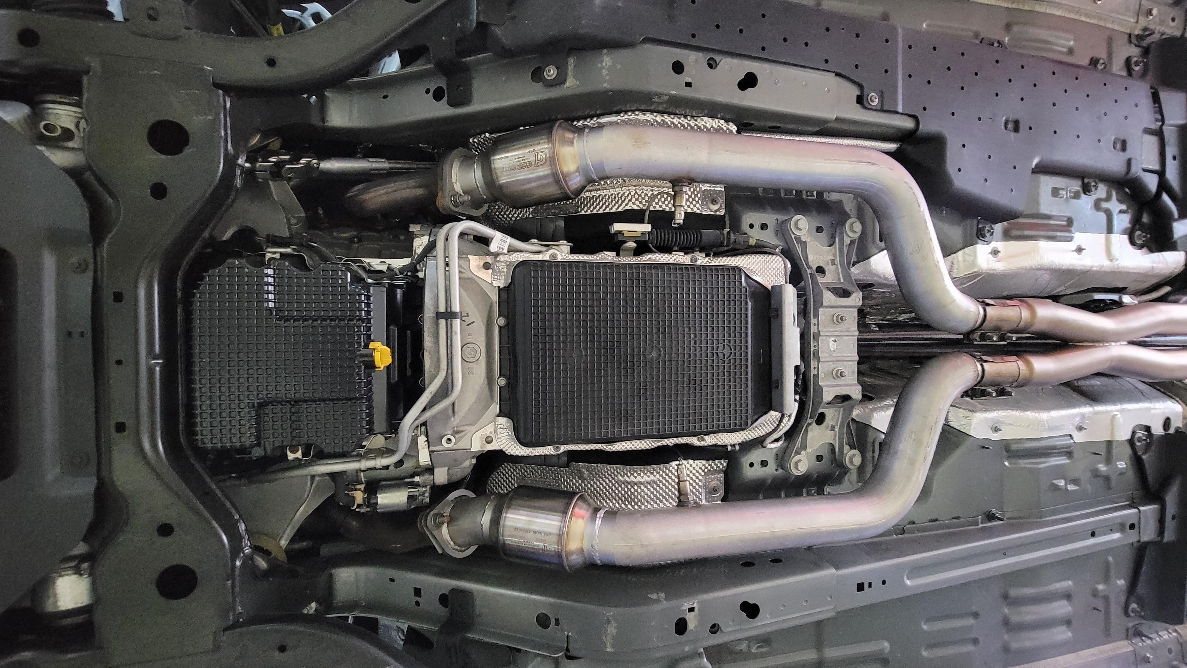 2015 2021 mustang gt mak performance pipes mak mus15001