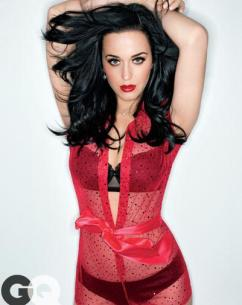 katy perry gq dergi
