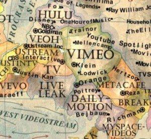11 Dünya İnternet Haritası 1.0