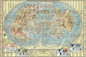 31 Dünya İnternet Haritası 1.0
