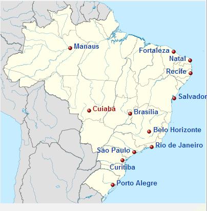 Dunya-kupasi-2014-brezilya-stadyum-haritasi 2014 FIFA Dünya Kupası Brezilya