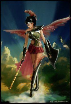 Theia_Titan_Goddess Titanlar Hakkında Bilgi -Tarih Dizisi 3