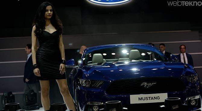 Auto-Show-2015-Fuari-Ford-Mustang-1 Auto Show 2015 Fuarı'nda,göz alıcı modeller!