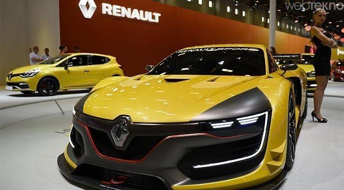 Auto-Show-2015-Fuari-Reneult Auto Show 2015 Fuarı'nda,göz alıcı modeller!