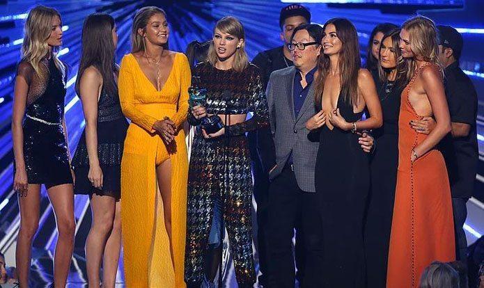 2015-mtv-vma-pictures 2015 MTV Video Müzik Ödülleri Sahiplerini Buldu