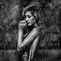 Ellie Goulding rain shoot by Pip