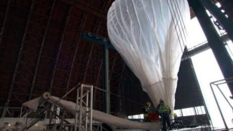 google-project_loon_balloon_nocredit Google'dan İnternet Balonu!