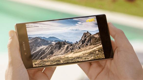 4K-Mobil-Ekran 2015 Yılında,İlk kez Gördüğümüz Teknolojiler