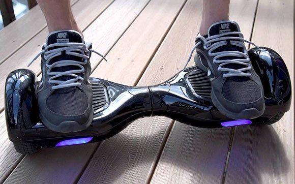 Hoverboard 2015 Yılında,İlk kez Gördüğümüz Teknolojiler